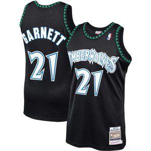 NBA Nike Boston Celtics Kevin Garnett Jersey 5